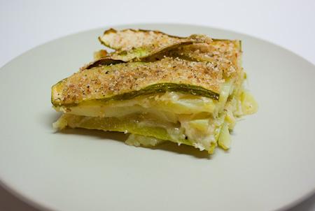Ricetta torta di zucchine e patate