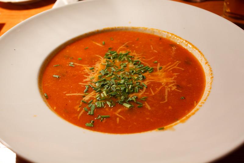 zuppa di pomodoro - Klub Archtektu