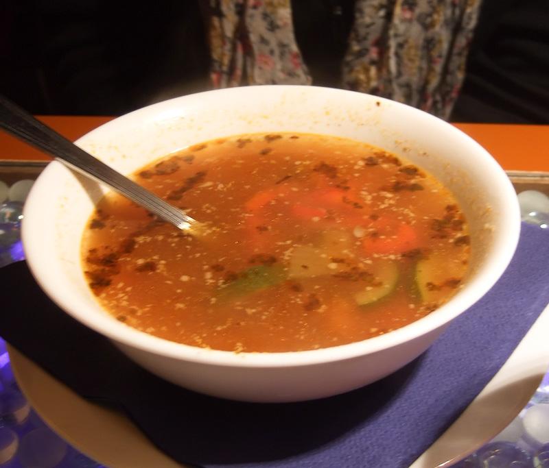 zuppa vegetariana - Lehka Hlava