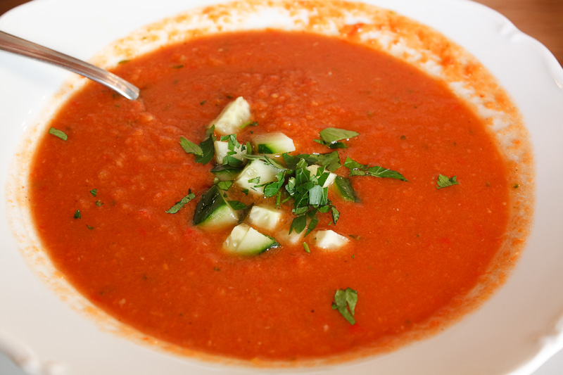 gazpacho - Cukrkavalimonada