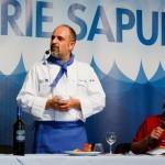 lo chef Peppe Buffa