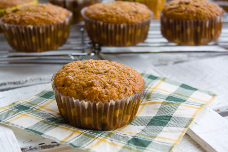 muffin-carota