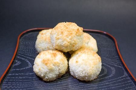 biscotti cocco e amarene
