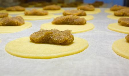 biscotti cu chinu